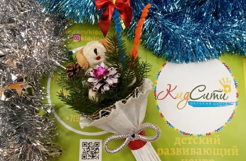 """Мастер класс """"Рождественский Букет из шишек"""" 6 января"""