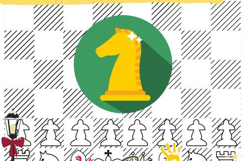 Объявляем набор детей (от 6 лет) на обучение шахматам!